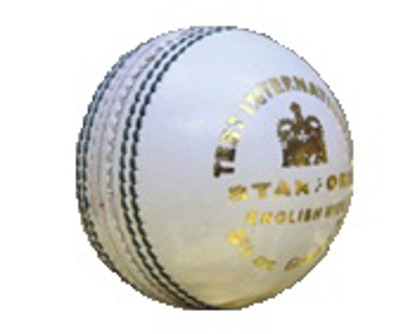 Image de SF Cricket Ball Test International White