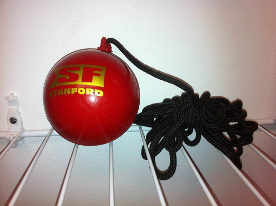 Picture of Synthetic Ball with String