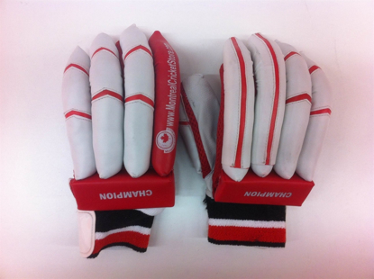 Image de Boys CHAMPION batting gloves LH