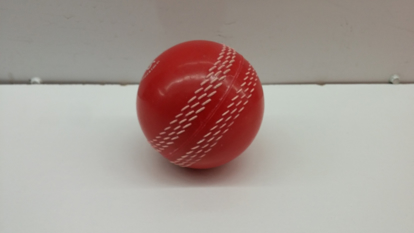Image de Red Synthetic Hard Cricket Ball