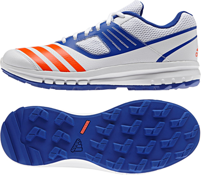 Image de adidas Shoes Howzat AR Blue/SolarRed