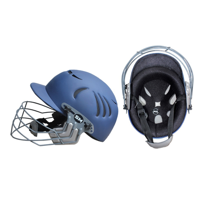 Image de SM Cricket Helmet PLAYER'S PRIDE - Navy