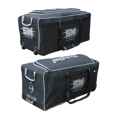 Image de SM COLLIDE Team Kit Bag with WHEELS