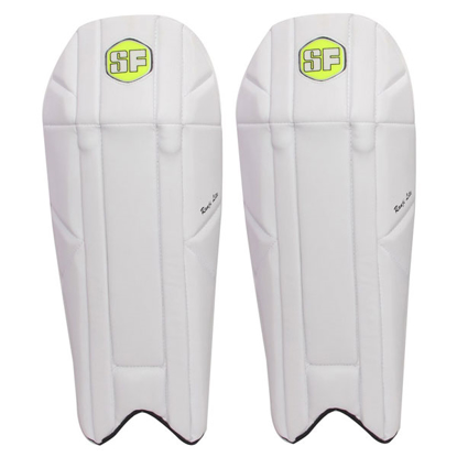Picture of SF Wicket Keeping Leg-guard Ranjilite - White