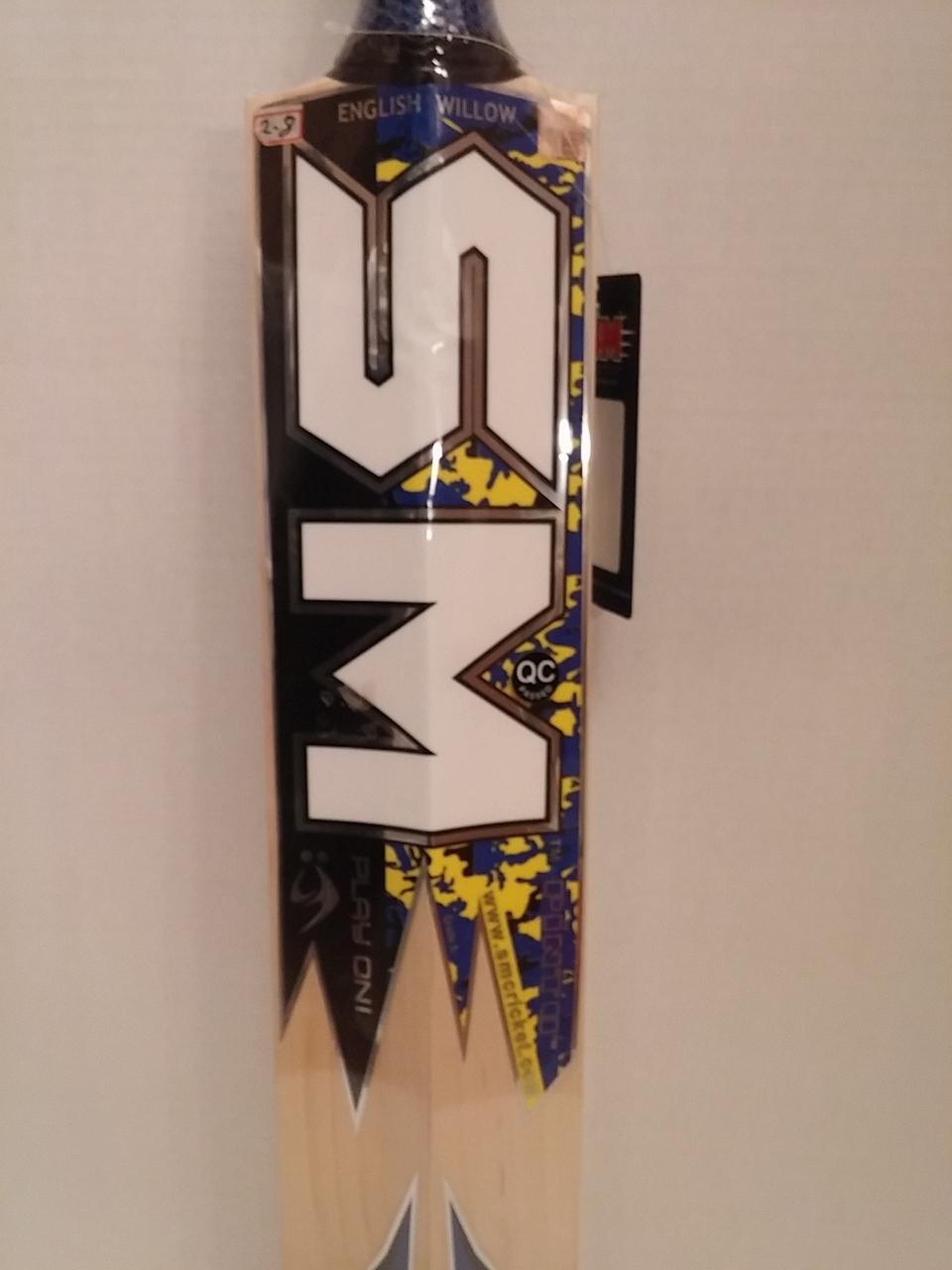 Picture of Cricket Bat SM EW BLAZE T-20 SH