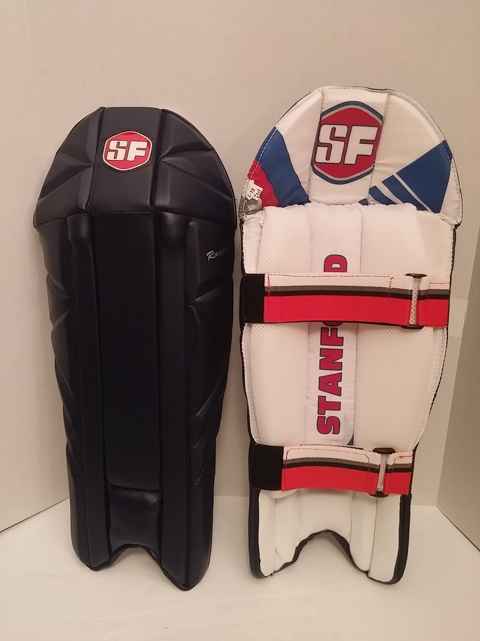 Picture of SF Wicket Keeping Leg-guard Ranjilite - Navy Blue