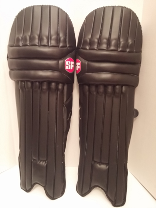 Image de SF Batting leg-guard Clublite - BLACK - AMBI
