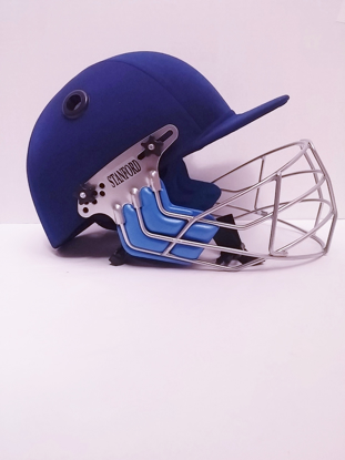 Picture of SF Cricket Helmet IMPACT - Navy
