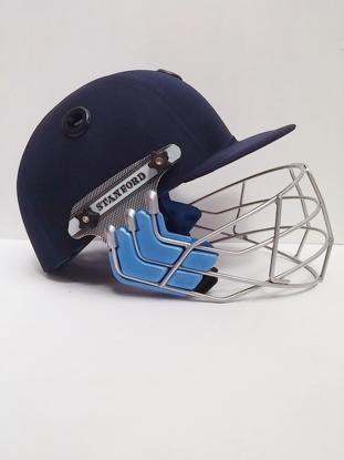 Picture of SF Cricket Helmet Nexzen - Navy