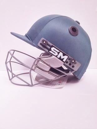 Picture of SM Cricket Helmet COLLIDE - GREEN