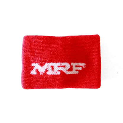Image de MRF Wristband Red Single 4.5""