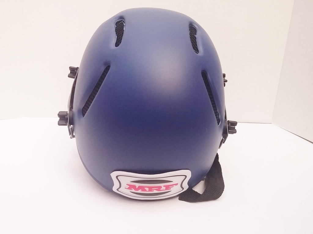 Picture of MRF Cricket Helmet PRODIGY - Navy Youth