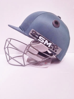 Picture of SM Cricket Helmet COLLIDE - GREEN Youth