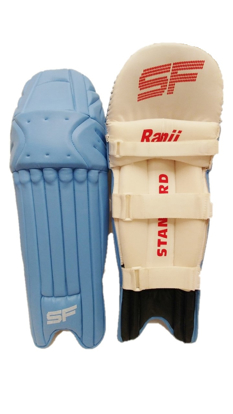 Picture of SF Batting Legguard Ranji (ambi) SKY/LIGHT BLUE - Dual Wing