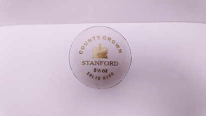 Picture of SF Cricket Ball County Crown White