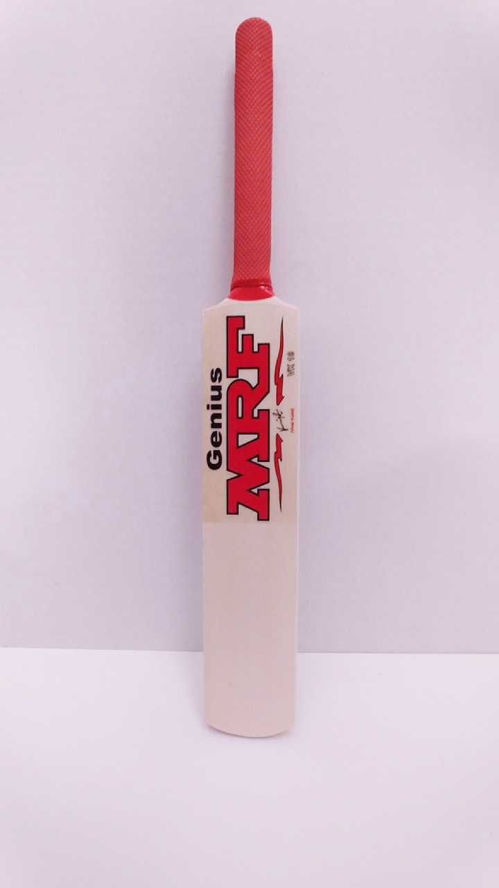 Picture of MRF VK 18 - Mini Autograph bat 18""