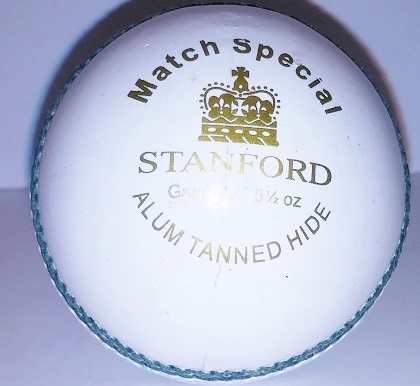 Picture of SF Cricket Ball Match Special White
