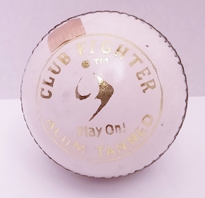 Image de SM Cricket Ball Club Fighter White