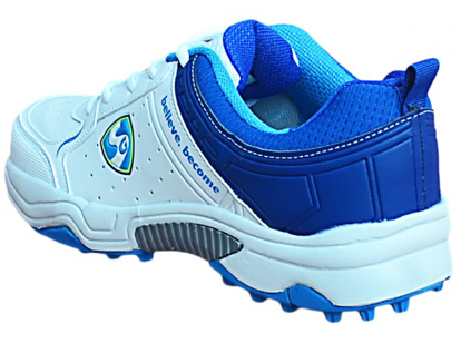 Image de SG Shoes CLUB 3.0 WHT/R.BLU/AQUA