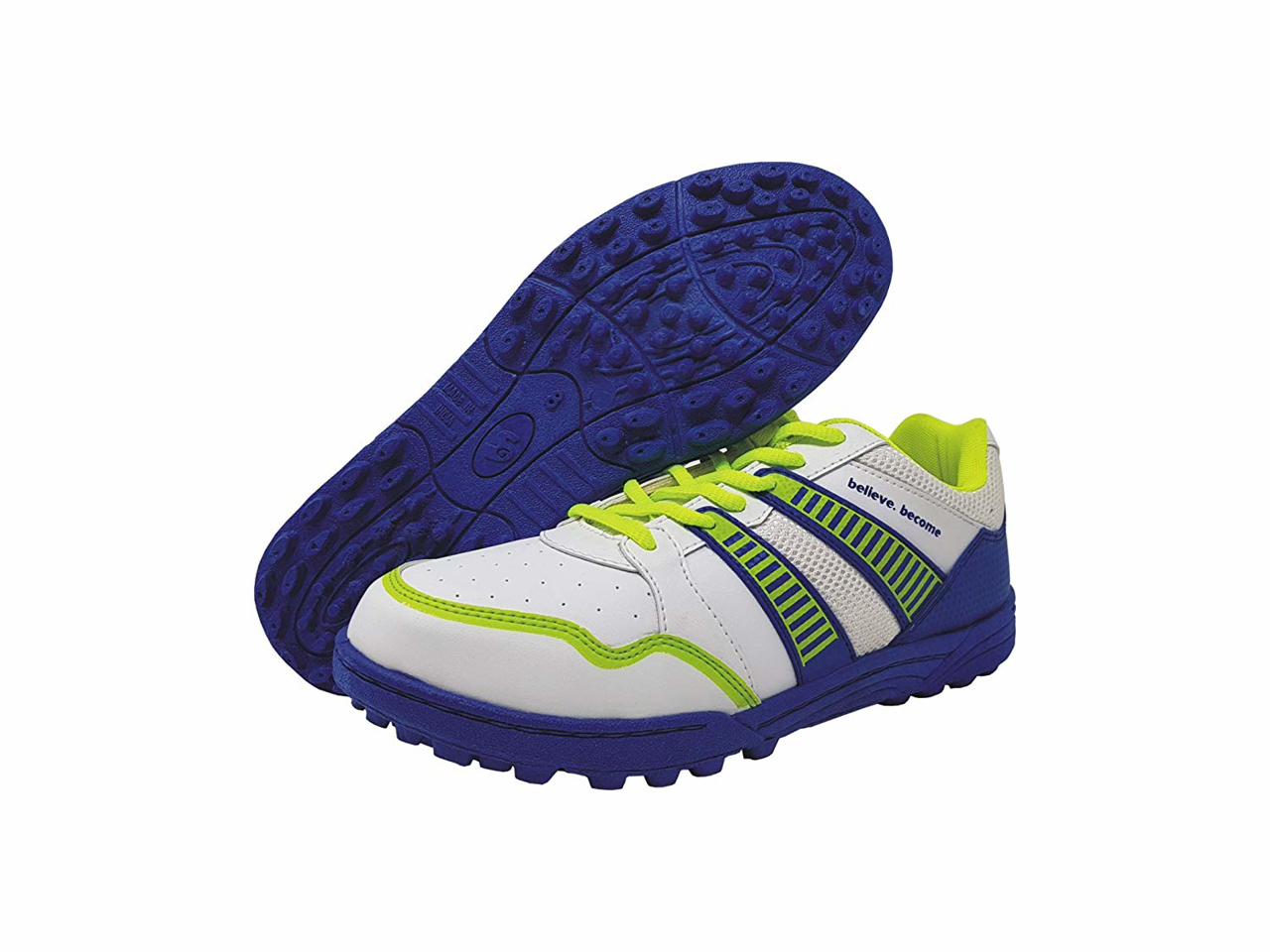 Picture of SG Shoes SHIELD (X2) BLUE/LIME