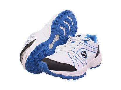 Image de SG Shoes STEADLER 5.0 WHT/R.BLUE