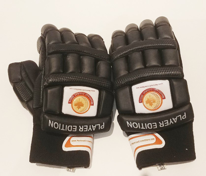 Picture of WKT Batting Gloves Player Edition BLACK - RH Only