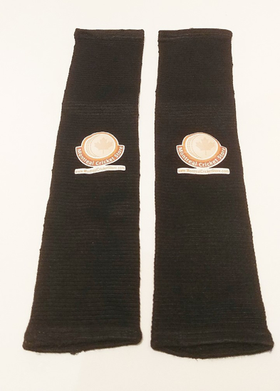 Picture of MCS Elbow Sleeves Black - Pair