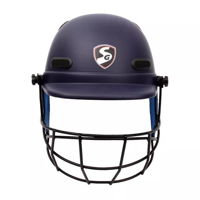 Picture of SG Cricket Helmet Aerotech 2.0 - Navy
