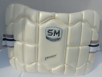 Picture of SM CRICKET CHEST GUARD SWAGGER