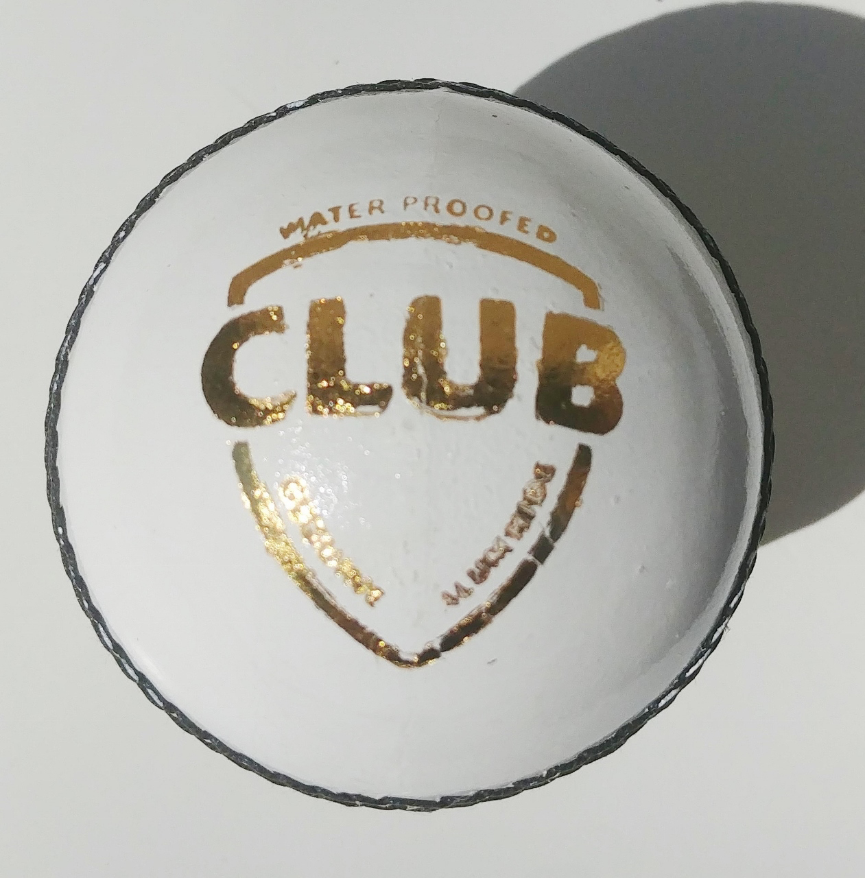 Picture of SG Cricket Ball Club White
