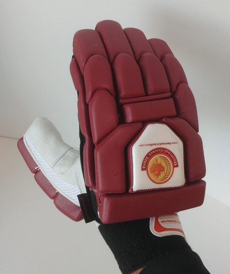 Picture of WKT Batting Gloves Triumph Maroon - RH Only