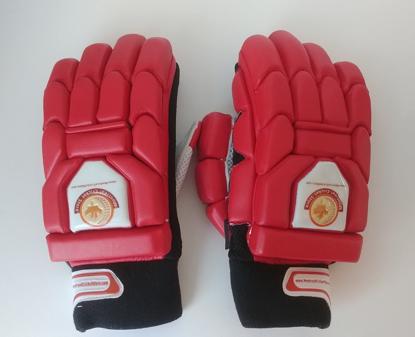 Image de WKT Batting Gloves Triumph Red - RH Only