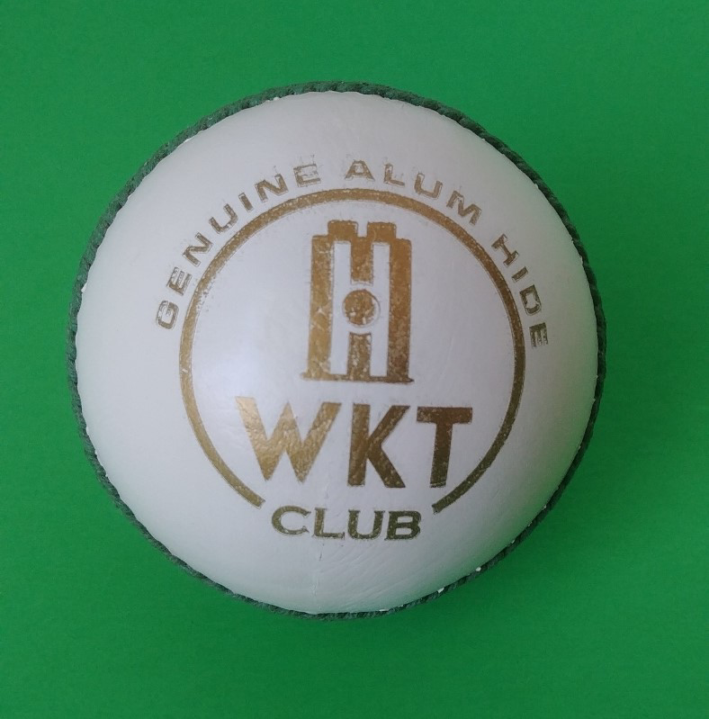 Picture of WKT Cricket Ball CLUB
